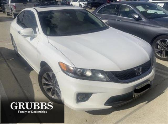 2013 Honda Accord Coupe Vehicle Photo in Grapevine, TX 76051