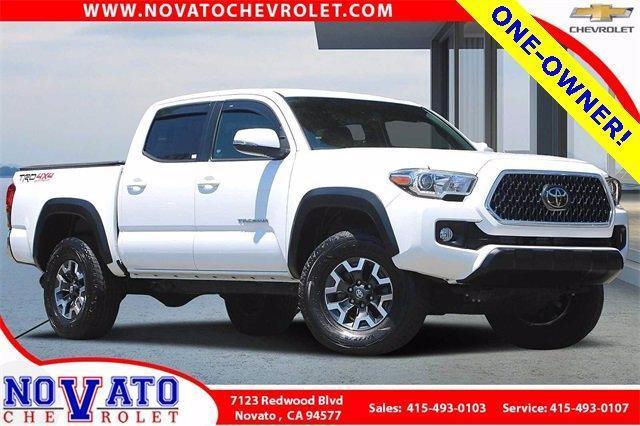 2018 Toyota Tacoma Vehicle Photo in NOVATO, CA 94945-4102