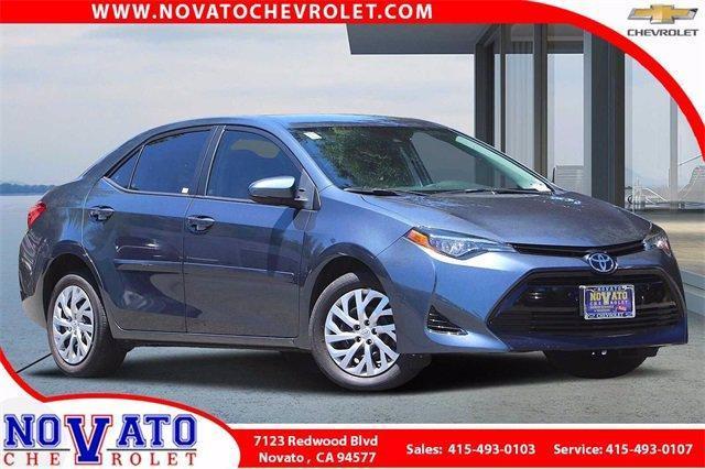 2019 Toyota Corolla Vehicle Photo in NOVATO, CA 94945-4102