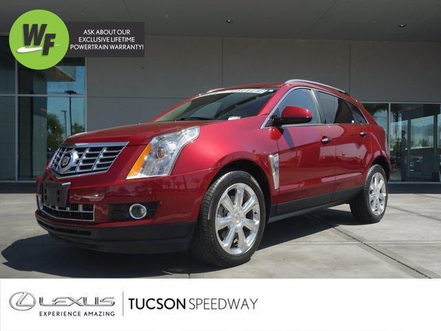2016 Cadillac SRX Vehicle Photo in Tucson, AZ 85712