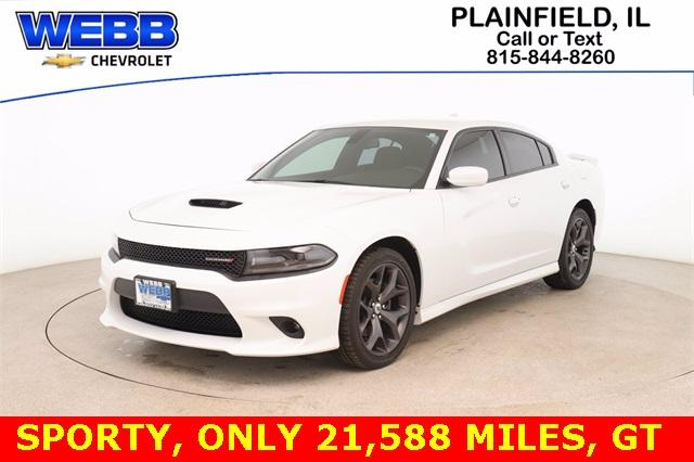 2019 Dodge Charger Vehicle Photo in Plainfield, IL 60586-5132