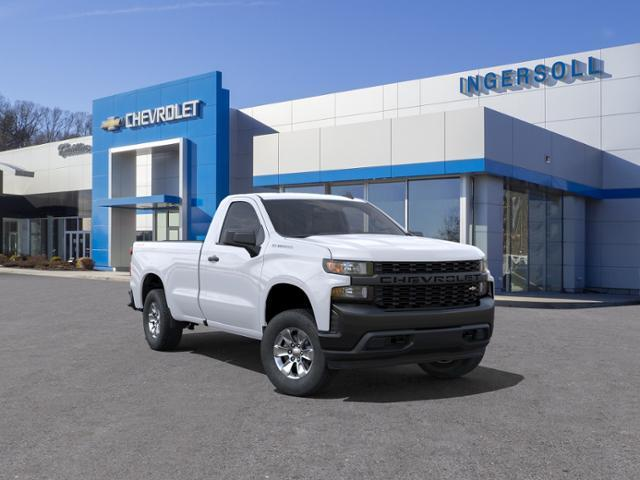 2021 Chevrolet Silverado 1500 Vehicle Photo in DANBURY, CT 06810-5034