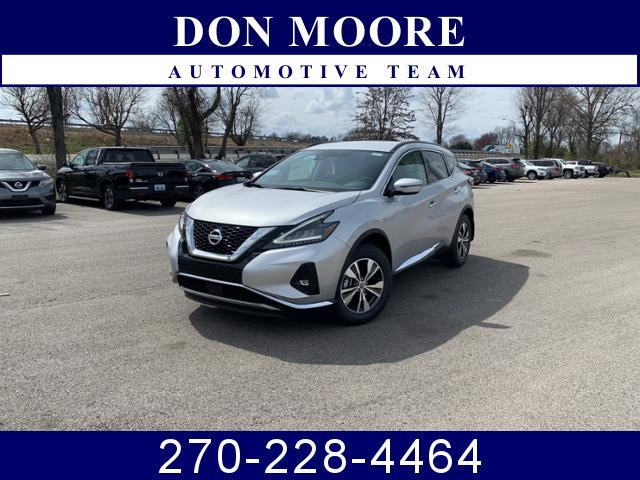2021 Nissan Murano Vehicle Photo in Owensboro, KY 42301