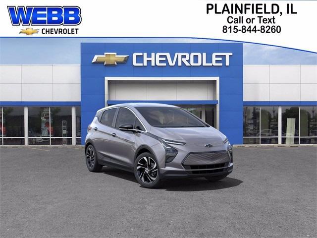 2022 Chevrolet Bolt EV Vehicle Photo in Plainfield, IL 60586-5132