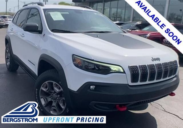 2019 Jeep Cherokee Vehicle Photo in APPLETON, WI 54914-4656