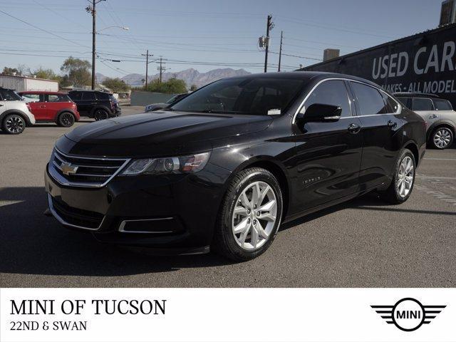 2017 Chevrolet Impala Vehicle Photo in Tucson, AZ 85711