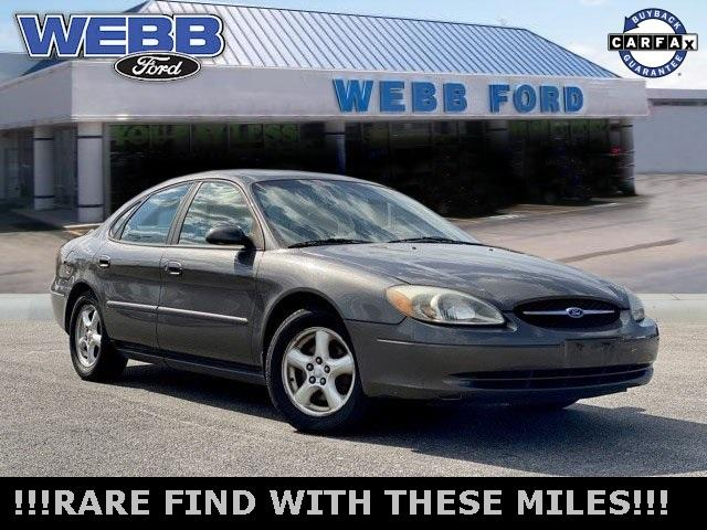 2002 Ford Taurus Vehicle Photo in Highland, IN 46322