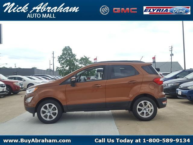 2018 Ford EcoSport Vehicle Photo in ELYRIA, OH 44035-6349