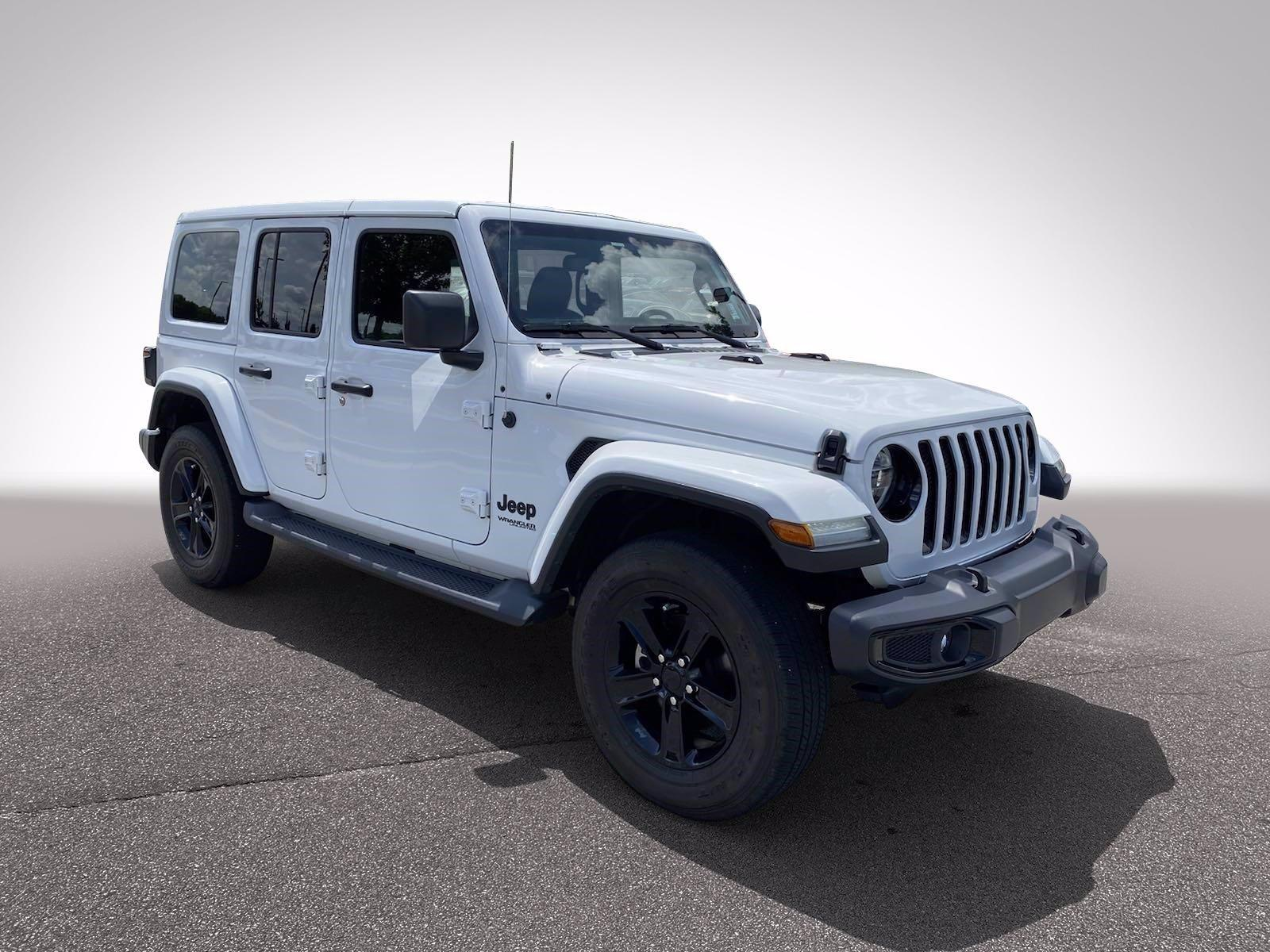 2020 Jeep Wrangler Unlimited Vehicle Photo in BUFORD, GA 30518