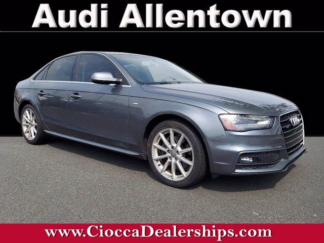2015 Audi A4 Vehicle Photo in Allentown, PA 18103