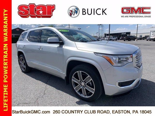 2019 GMC Acadia Vehicle Photo in EASTON, PA 18045-2341
