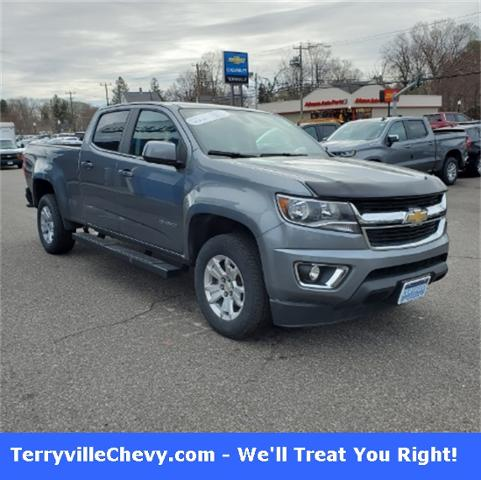 2018 Chevrolet Colorado Vehicle Photo in Terryville, CT 06786