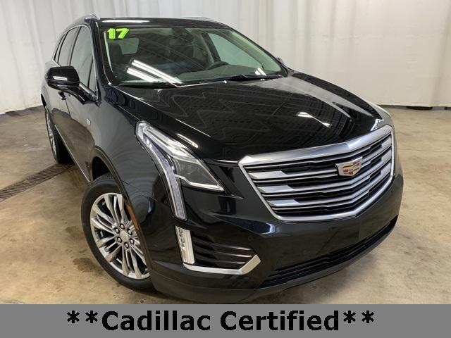 2017 Cadillac XT5 Vehicle Photo in Warren, OH 44483