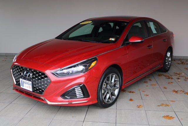 2018 Hyundai Sonata Vehicle Photo in Nashua, NH 03060