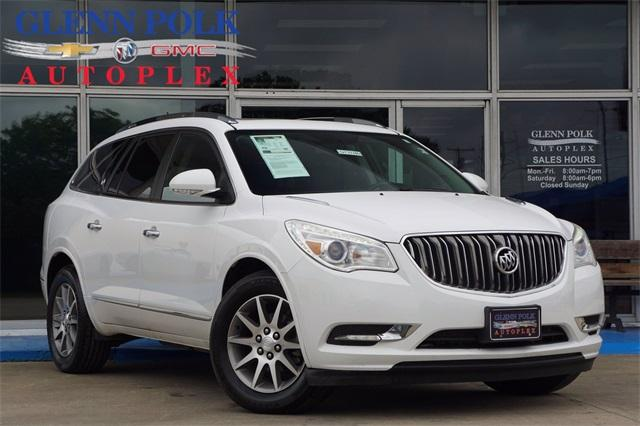 2016 Buick Enclave Vehicle Photo in Gainesville, TX 76240