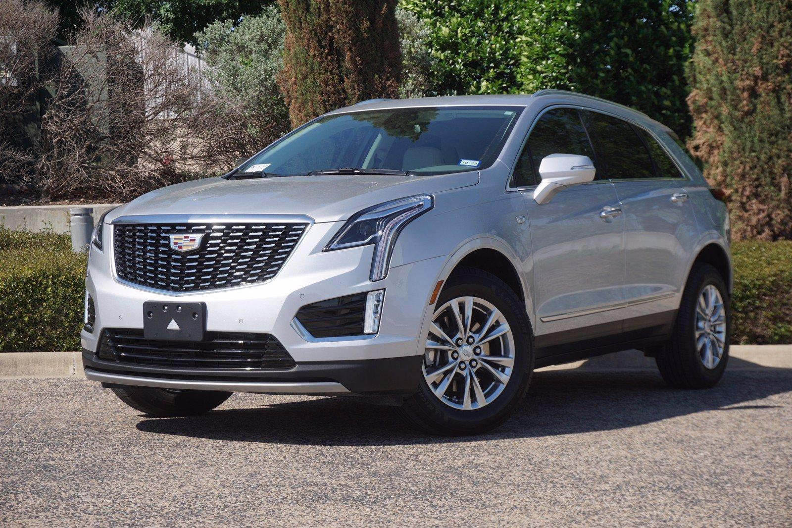 2020 Cadillac XT5 Vehicle Photo in Fort Worth, TX 76132
