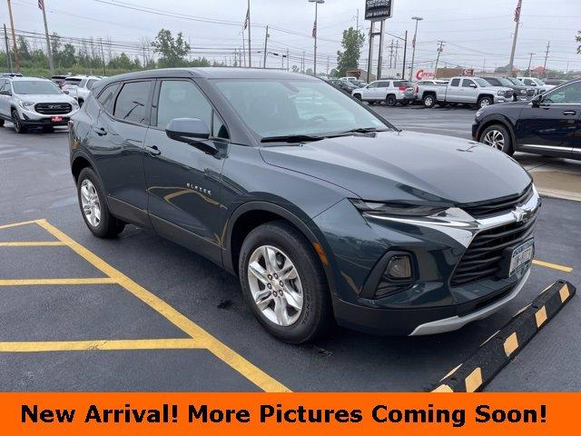 2019 Chevrolet Blazer Vehicle Photo in DEPEW, NY 14043-2608