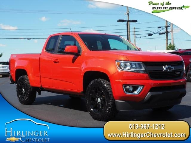2016 Chevrolet Colorado Vehicle Photo in West Harrison, IN 47060
