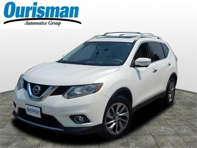 2014 Nissan Rogue Vehicle Photo in BOWIE, MD 20716-3617