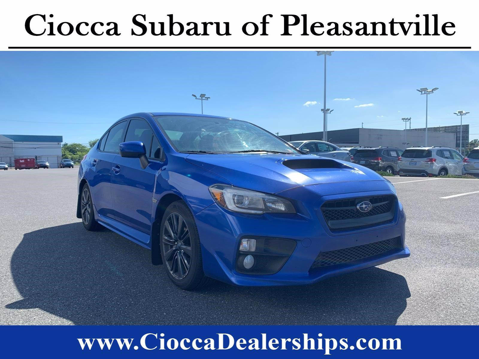 2015 Subaru WRX Vehicle Photo in Pleasantville, NJ 08232