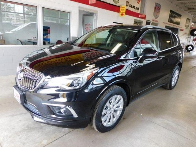 2018 Buick Envision Vehicle Photo in Medina, OH 44256