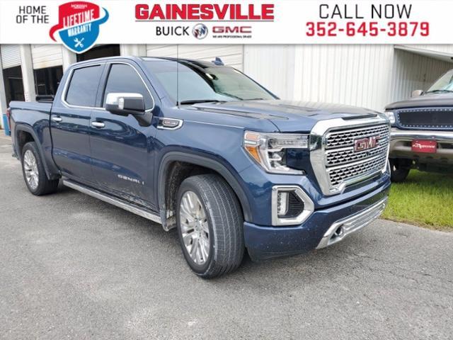 2020 GMC Sierra 1500 Vehicle Photo in GAINESVILLE, FL 32609-3647