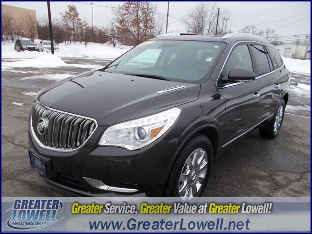 2017 Buick Enclave Vehicle Photo in Lowell, MA 01852