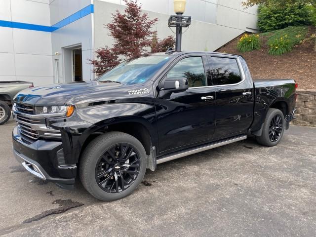 2019 Chevrolet Silverado 1500 Vehicle Photo in Ellwood City, PA 16117
