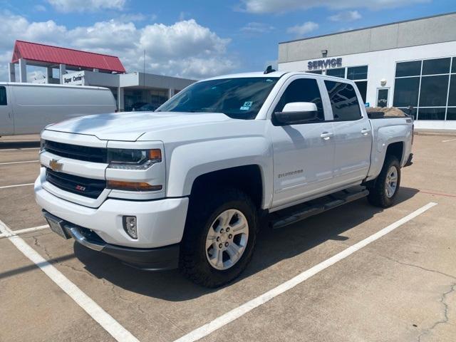 2017 Chevrolet Silverado 1500 Vehicle Photo in FORT WORTH, TX 76116-6648