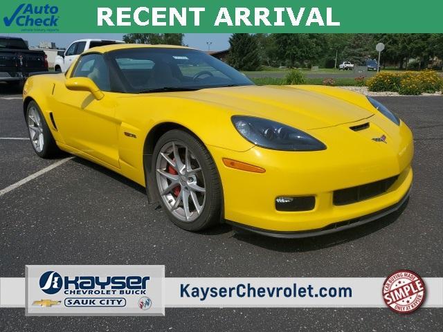2013 Chevrolet Corvette Vehicle Photo in SAUK CITY, WI 53583-1301