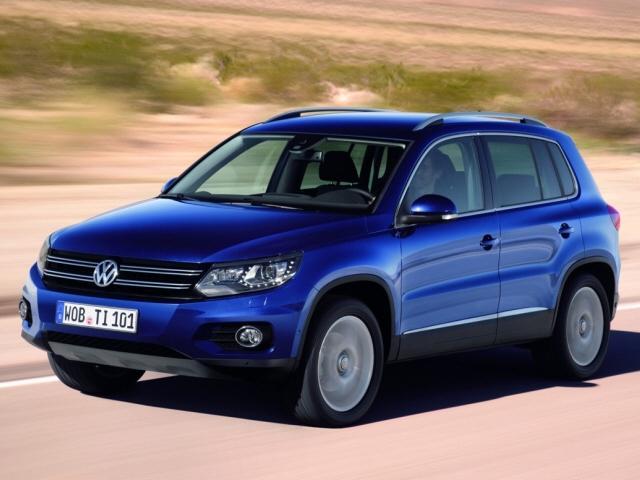 2013 Volkswagen Tiguan Vehicle Photo in Oshkosh, WI 54904