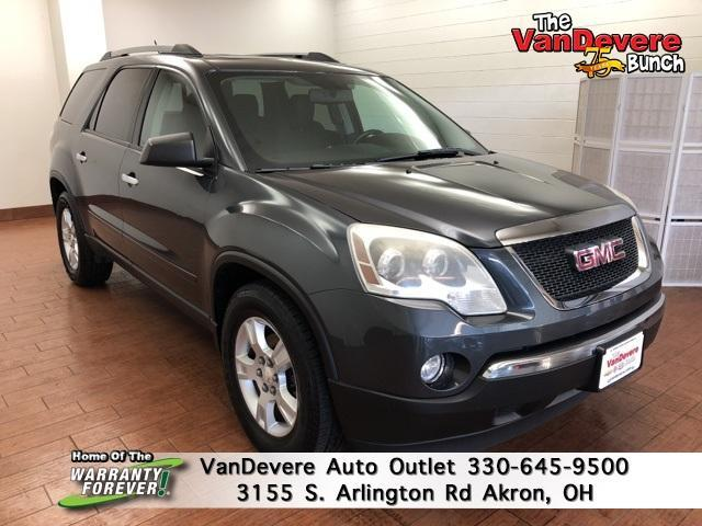 2012 GMC Acadia Vehicle Photo in Akron, OH 44312