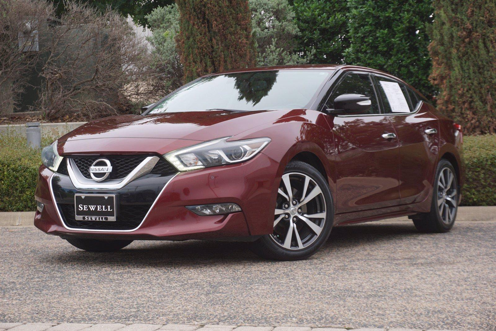 2016 Nissan Maxima Vehicle Photo in Fort Worth, TX 76132