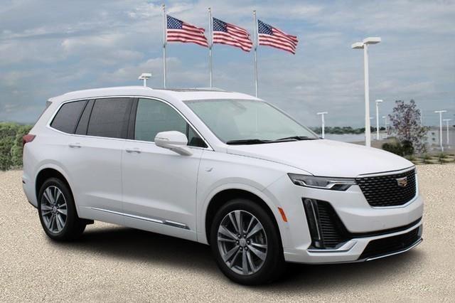 2020 Cadillac XT6 Vehicle Photo in MADISON, WI 53713-3220