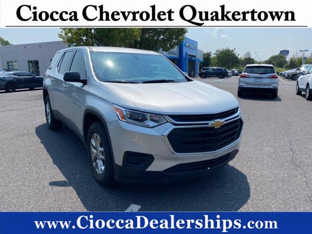 2020 Chevrolet Traverse Vehicle Photo in QUAKERTOWN, PA 18951-2629