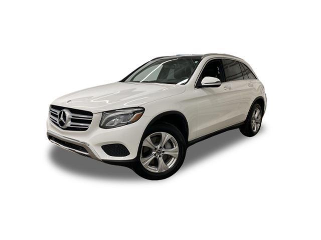 2018 Mercedes-Benz GLC Vehicle Photo in PORTLAND, OR 97225-3518