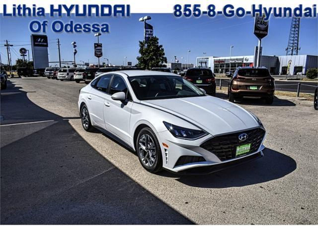 2020 Hyundai Sonata Vehicle Photo in Odessa, TX 79762