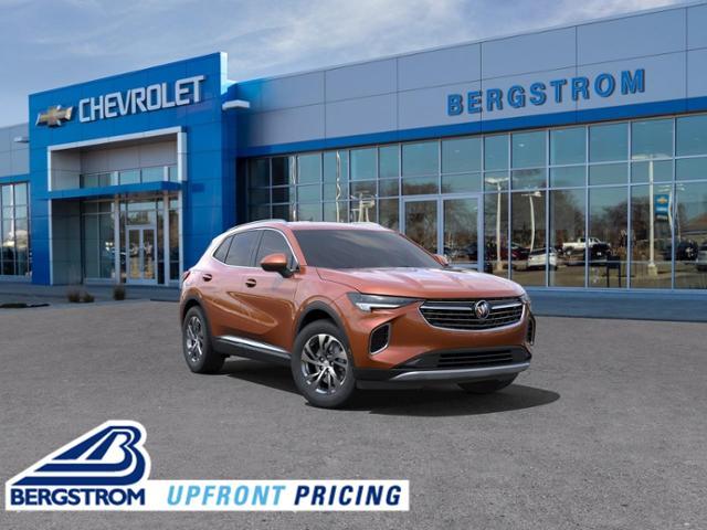 2021 Buick Envision Vehicle Photo in Oshkosh, WI 54904