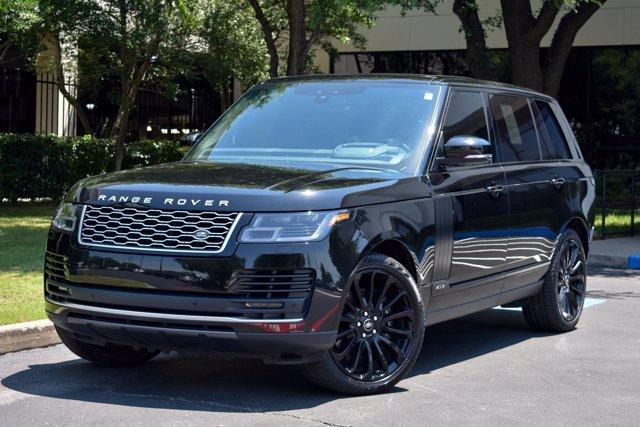 2019 Land Rover Range Rover Vehicle Photo in Dallas, TX 75209