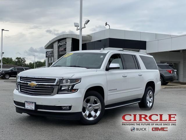 2017 Chevrolet Suburban Vehicle Photo in HIGHLAND, IN 46322-2603