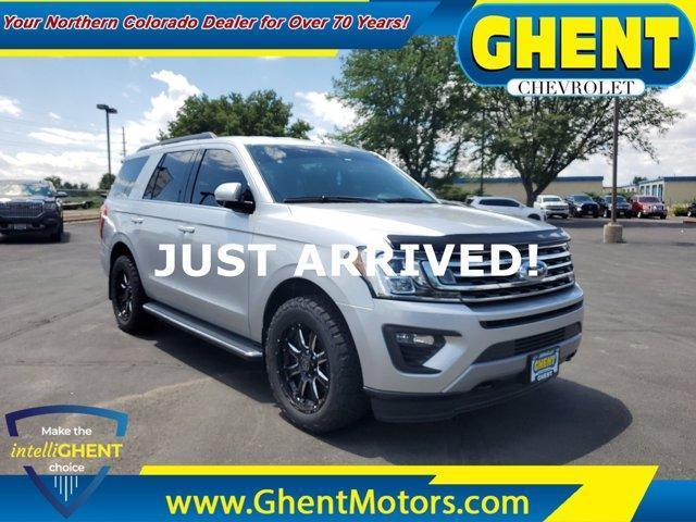 2019 Ford Expedition Vehicle Photo in GREELEY, CO 80634-4125