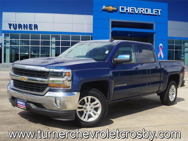 2016 Chevrolet Silverado 1500 Vehicle Photo in CROSBY, TX 77532-9157