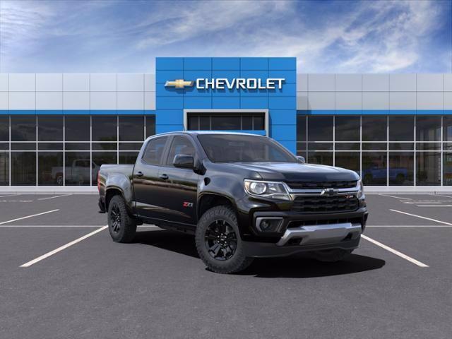 2021 Chevrolet Colorado Vehicle Photo in COLMA, CA 94014-3284