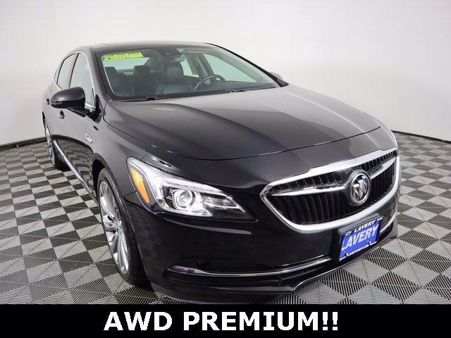 2017 Buick LaCrosse Vehicle Photo in ALLIANCE, OH 44601-4622