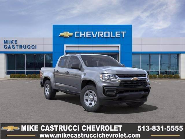 2021 Chevrolet Colorado Vehicle Photo in MILFORD, OH 45150-1684