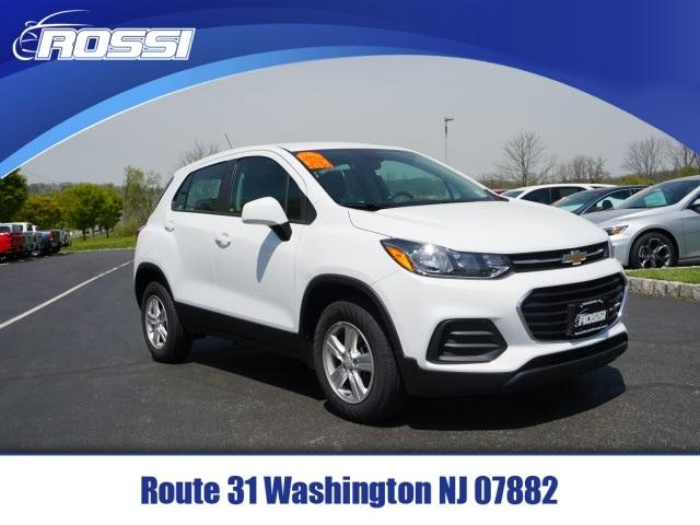 2018 Chevrolet Trax Vehicle Photo in Washington, NJ 07882