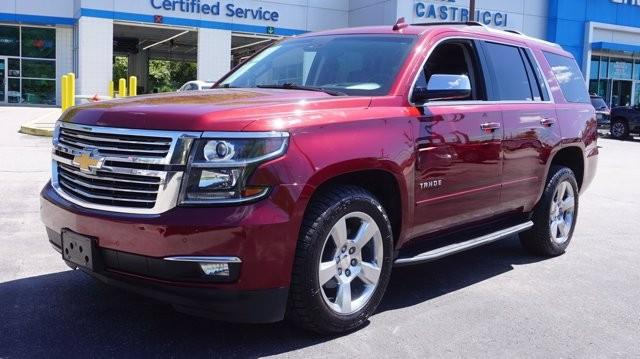 2017 Chevrolet Tahoe Vehicle Photo in Milford, OH 45150