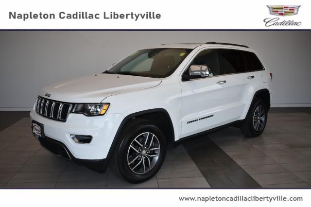 2018 Jeep Grand Cherokee Vehicle Photo in Libertyville, IL 60048
