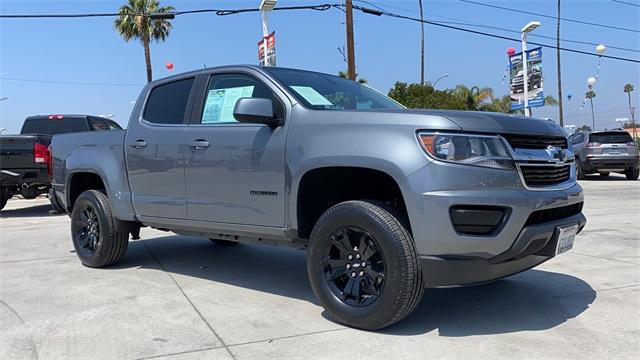 2019 Chevrolet Colorado Vehicle Photo in Riverside, CA 92504