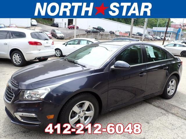 2015 Chevrolet Cruze Vehicle Photo in Pittsburgh, PA 15226